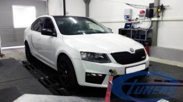 Skoda Octavia VRS 2.0 TSI A7 Gen3 – Stage 3 IS38 turbo kit