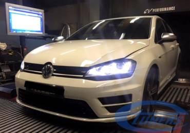 VW Golf 7R 2.0 TSI – Stage 1 98RON