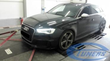 Audi RS3 8V 2.5TFSI – Stage1 98RON