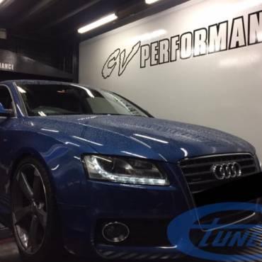 Audi A5 2.0 TFSI Quattro – Stage1 98RON