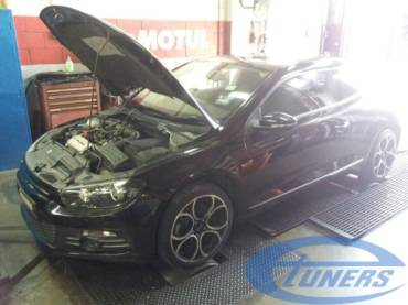 Vw Scirocco 1.4 Tsi160 – Stage 2 97RON