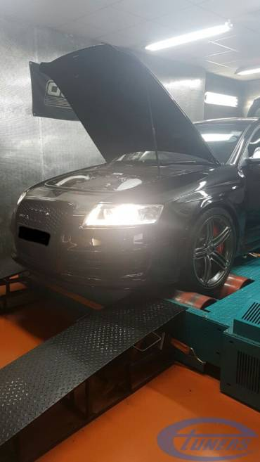 Audi RS6 C6 5.0 TFSI – Stage1 98RON