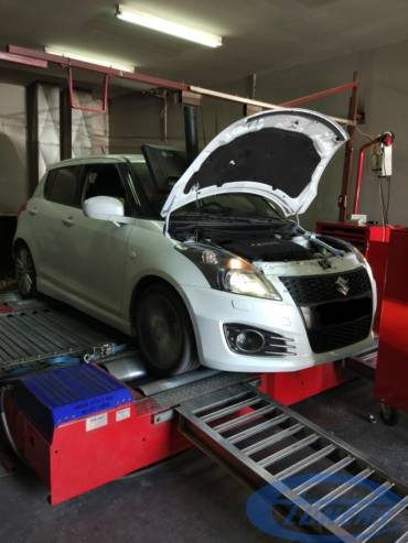 Suzuki Swift Sport 1.6 – Stage1 95RON