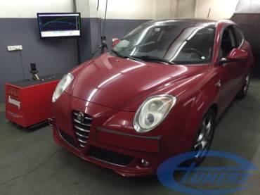 Alfa Romeo Mito 1.4 Tjet – Stage 2 98ron