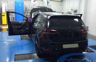 VW Golf 7R 2.0 TSI Stage2+ Race version @ Subzero Motorsport, tuned by Etuners.AE