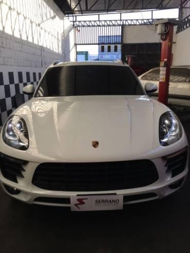 Porsche Macan S 3.0TT – Stage 1 100RON