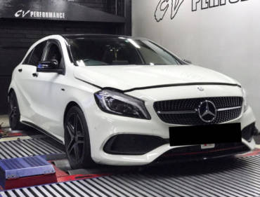 Mercedes A250 2.0T – Stage1 98RON