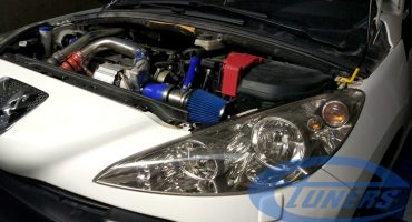 Peugeot 308 GT 1.6T 175hp with a Works Hybrid turbo