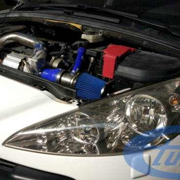 Peugeot 308 GT 1.6T – Stage4 Works Hybrid turbo 98RON (260bhp)