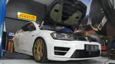 VW Golf 7R 2.0 TSI – Stage 3 LOBA LO462 98RON