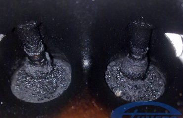 Dirty/clogged intake valves - Citroen C5