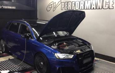 Audi RS3 8V 2.5 TFSI – Stage 1 98RON