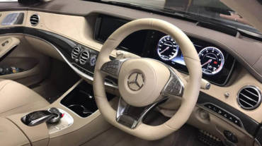 Mercedes S63 AMG 5.5T – Stage2 – 98RON