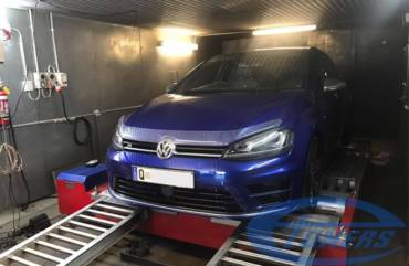 VW Golf 7R 2.0 TSI DSG – Stage1 98Ron