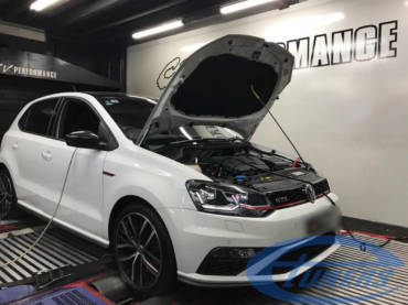 VW Polo 1.8 TSI – Stage3 IS20 turbo upgrade 98RON