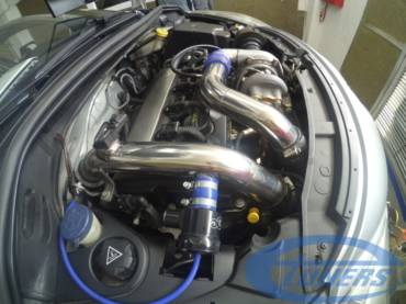 Peugeot 207 RC 1.6T – Stage5 Garrett GT28
