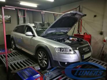 Audi A6 Allroad 3.0TFSI – Stage 2 98RON