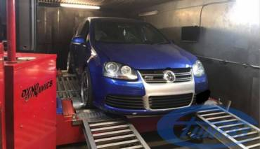 VW Golf 5 R32 3.2 – Stage 3 (RUF Supercharger kit)