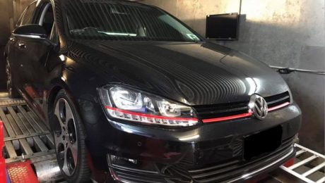 VW Golf 7 2.0 TDI - Etuners Stage1 ECu remap