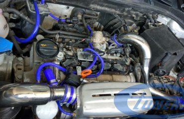 Skoda Octavia 1.4 TSI122 with TSI160 turbo kit