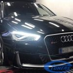 Audi RS3 8V 2.0 TFSI - Etuners Stage3 TTE500 98RON