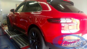 Porsche Macan 2.0T 254hp MY2017 – Stage1 91oct (US)