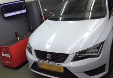 Seat Leon Cupra 5F 2.0 TSI – Stage 1 98Ron