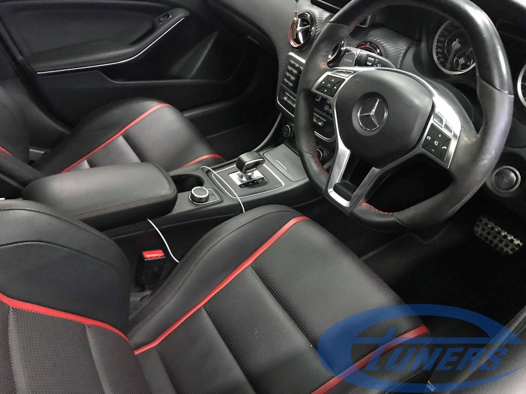Mercedes A45 AMG 2.0T - Etuners Stage2 - incar