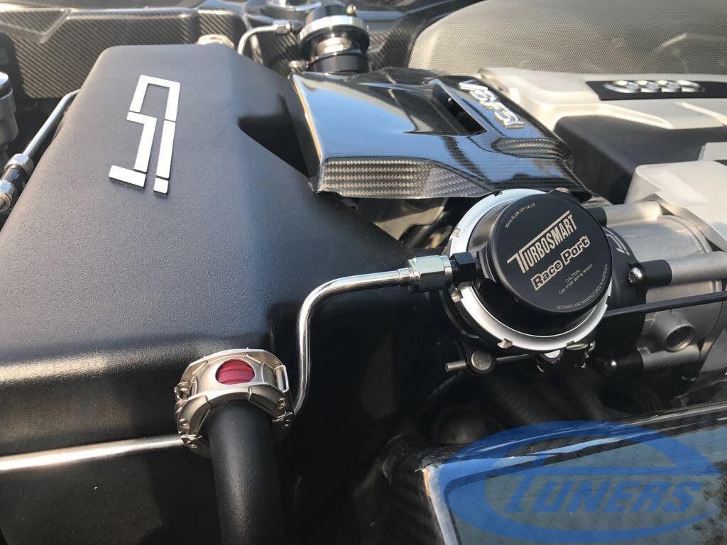 CFI design Twin turbo kit