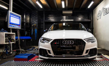 Audi RS3 8V 2.5 TFSI (DAZA) MY2017 – Stage2 98RON