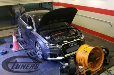 Audi RS3 8V 2.5 TFSI (DAZA) MY2017 – Stage1 98RON