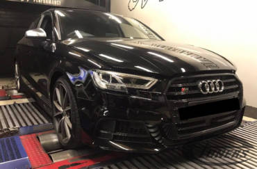 Audi S3 8V 2.0 TFSI MY2017 – Stage1 98RON