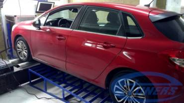 Citroen C4 1.6 e-HDI 115hp EGS6 – Stage1