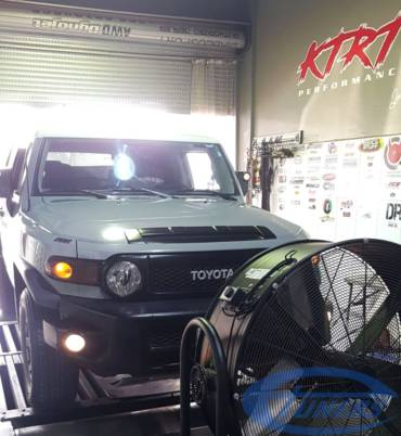 Toyota FJ Cruiser 4.0i – Stage1 98RON