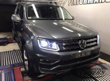 VW Amarok 3.0 TDI – Stage1