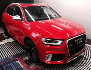 Audi RS Q3 2.5TFSI – Stage2 98RON