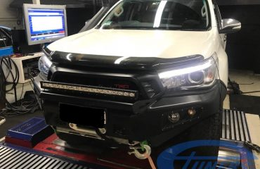 Toyota Hilux 2.8 1GD-FTV - Etuners Stage1 ECU remap