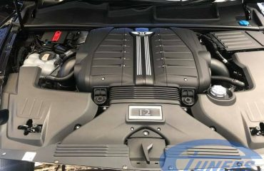 Bentley Bentayga 6.0 TFSI - Engine Bay