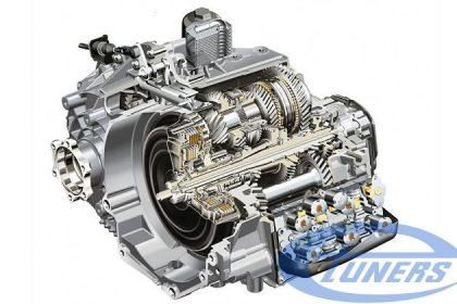 DSG7 to DSG6 gearbox swap - Skoda Octavia A7 1.8 TSI