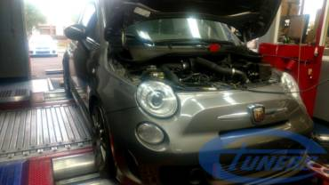 Fiat 500 Abarth 1.4 TJET Multiair – Stage2 91oct / 95RON