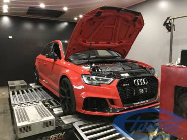 Audi RS3 8V 2.5 TFSI (DAZA) MY2017-Stage 2 98 RON