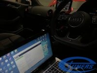 Audi RS3 8V MY2017 DAZA / Etuners Stage2 - flashing process via OBD