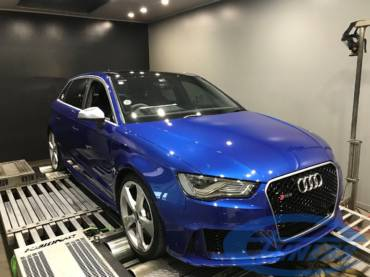Audi RS3 8V 2.5 TFSI MY2016 (CZGB)-Custom stage 2 E85