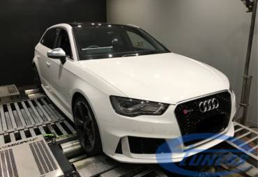 Audi RS3 8V 2.5 TFSI MY2016 (CZGB)-Stage 2 98 RON