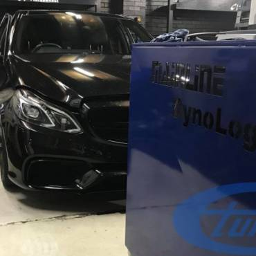 Mercedes E63 AMG 5.5T – Hybrid turbos for big power + 98RON