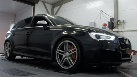 Etuners Audi RS3 8V 2.5 TFSI - Stage2 on Dynojet
