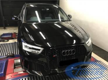 Audi RSQ3 2.5TFSI – Stage2 98RON