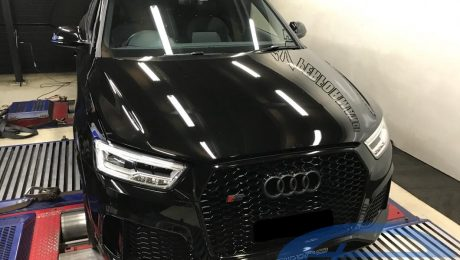 Audi RSQ3 2.5TFSI MY2016 - Etuners Stage2
