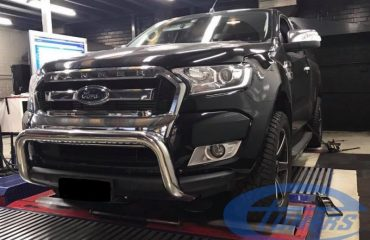 Ford Ranger 3.2 TDCI (MY2017) - Etuners Stage1