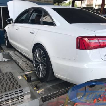 Audi A6 3.0TFSI – Stage1 95RON (on DL501)